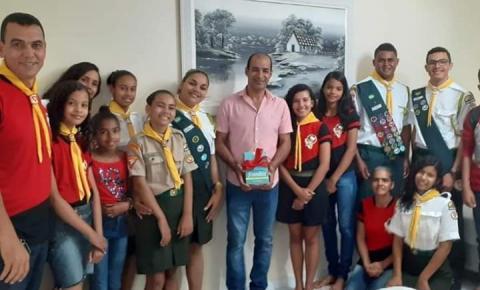 Clube de Desbravador de Serrolândia participam do I Campori da Associação Bahia Norte