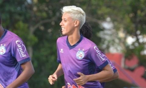 Destaque do Bahia, serrolandense Gadu fala sobre início da carreira e sonho de Seleção