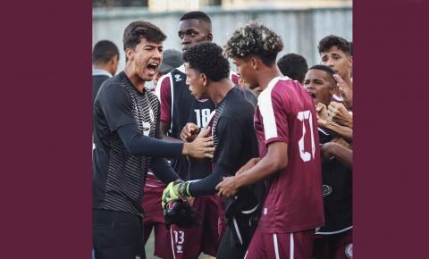 Várzeapocense Gustavo é Campeão Baiano Sub-17 pela Jacuipense