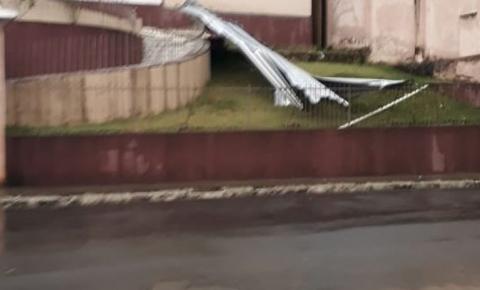 Cidade do interior da Bahia tem chuva de granizo; veja vídeo