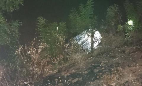 Duas pessoas morrem em capotamento próximo a Porto Feliz, município de Piritiba