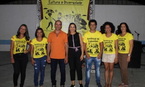1° Festival de Talentos de Serrolândia foi um sucesso