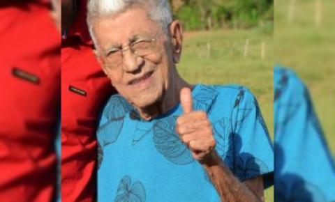 Ex-vereador de Jacobina, Osvaldo Moreira morre aos 83 anos