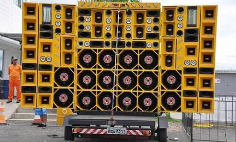 MP cobra combate a 'paredões' após diversas queixas de poluição sonora em Capim Grosso
