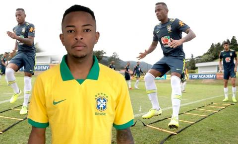 Serrolandense é convocado para Seleção Brasileira sub-20