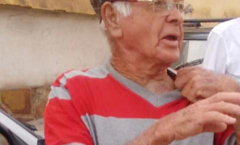 Morre Roquinho de Tapiranga aos 79 anos
