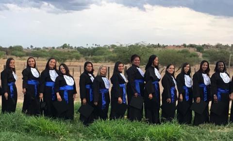 Serrolândia agora conta com 20 novas pedagogas.