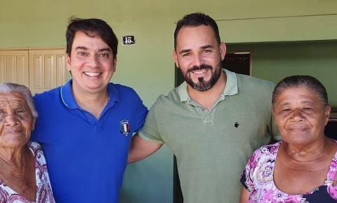 Deputado Pedro Tavares visita município de Serrolândia