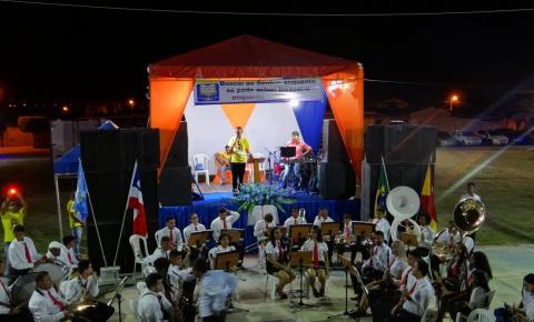 Dia da Bíblia é celebrado em Serrolândia com caminhada e culto.