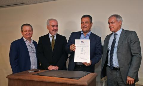 Assinado contrato para construção da nova rodoviária de Salvador
