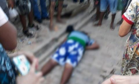 Homem é assassinado a tiros no Bairro do Peru em Jacobina