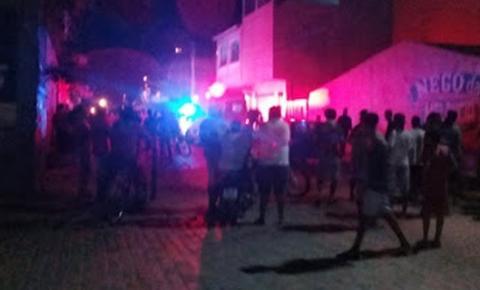 Homem é morto a tiros em bairro da cidade de Ponto Novo