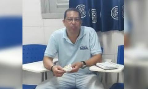 Professor morre no colégio estadual de Jacobina
