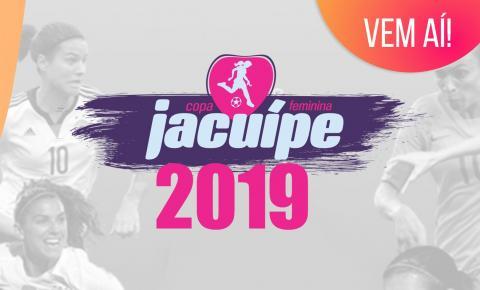 Copa Jacuípe Feminina terá início no próximo dia 15 de dezembro.