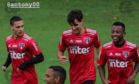 Serrolandense Wellington é relacionado no time principal do São Paulo