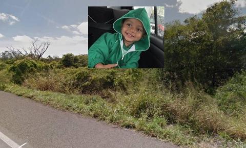 Corpo encontrado na BR -242, na Chapada Diamantina, pode ser do menino Bernardo
