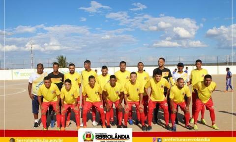 Seleção de Serrolândia empata no primeiro jogo das quartas de finais