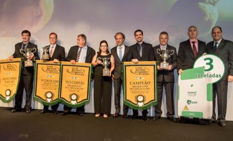 Nelore Fest premia os destaques da raça Nelore em 2019