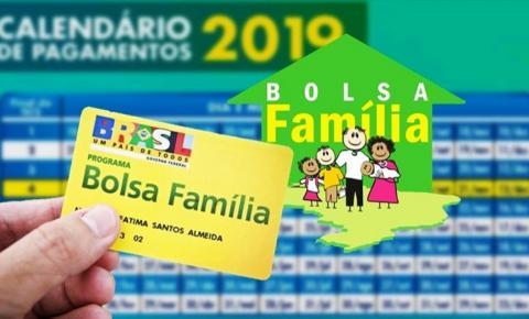 Pagamento do 13º para beneficiários do Bolsa Família começa nesta terça.