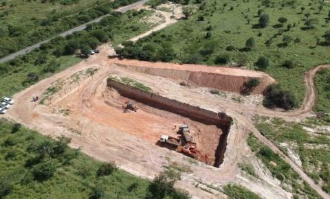 MP requer suspensão de obra de aterro sanitário em Jacobina