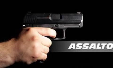 Assalto a mão armada na noite desta terça-feira em Serrolândia