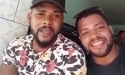 Vitimas de acidente no Junco são Identificados: Os dois eram irmãos