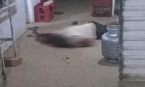 Dono de bar é morto a facadas no povoado de Salinas, em Várzea Nova