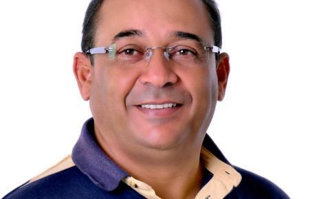 Karote anuncia pré-candidatura a prefeito de Serrolândia