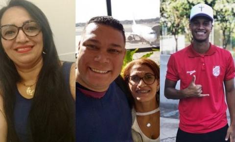 Moradores de Miguel Calmon morrem em queda de elevador no litoral de São Paulo