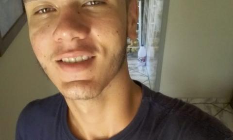 Família procura por jovem que foi passar o réveillon em Itaitu e não deu mais notícias