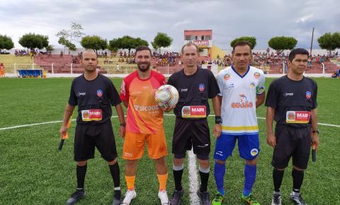 Seleção de Mairi empata com Jacobina em jogo amistoso; assista aos gols
