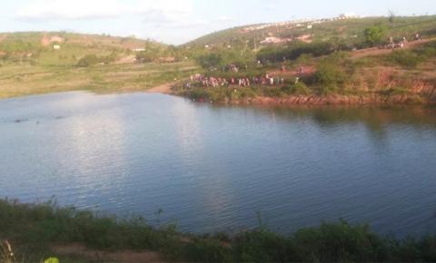 Criança morre afogada no açude da Pecuária, em Baixa Grande