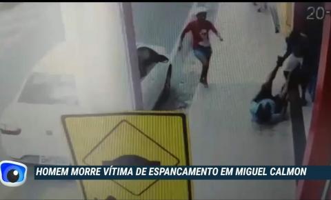 Homem com problema mental é espancado e morre em Miguel Calmon