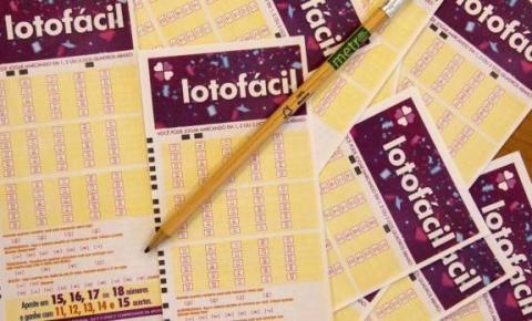 Lotofácil: Cinco apostas ganham R$ 483 mil cada uma