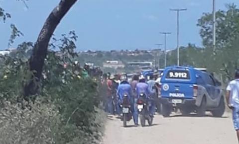Corpo do mototaxista Ezimar é encontrado em Capim Grosso