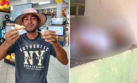 Homem é encontrado morto no Mercado Velho, em Jacobina; suspeita é de engasgamento
