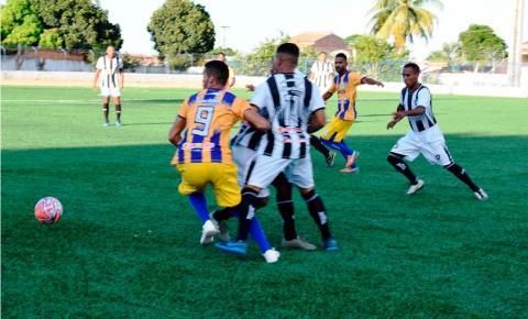 Botafogo do Salamim, vence Maracujá em jogo de abertura do campeonato serrolandense 2020
