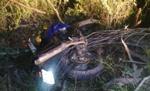Polícia Militar persegue assaltantes e recupera moto na região da Malhadinha em Jacobina