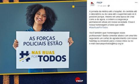 FNCP lança campanha