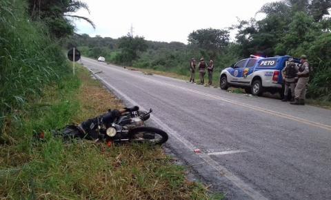 Casal é morto a tiros, em duplo homicídio no contorno de Caém, município de Jacobina