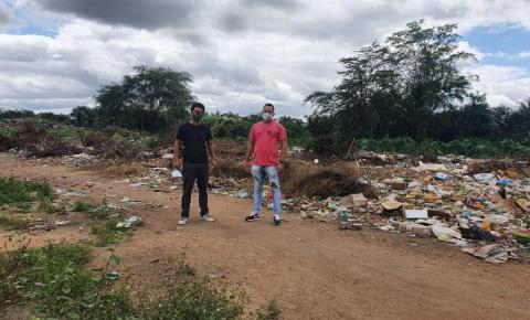 Vereadores Marcinho de Sinhô e Clebinho de Silé acompanham o andamento de Obras e demandas em Povoados!