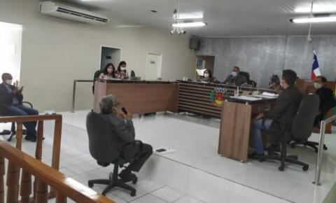 Câmara Municipal de Serrolândia se reúne para votar projetos de interesse do Município.