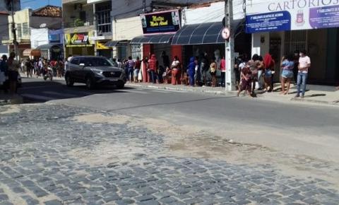 Prefeitura de Jacobina autoriza abertura total do comércio