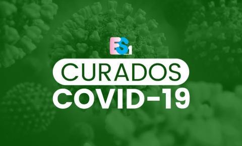 Chega a 25 o número de curados do Covid-19 em Serrolândia