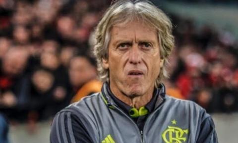 Técnico Jorge Jesus acerta com o Benfica e deixa o Flamengo