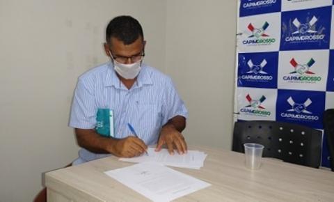Prefeito de Quixabeira é diagnosticado com coronavírus