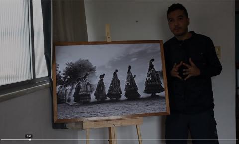 Fotógrafo de Jacobina doa foto para rifa para ajudar Povo Pankararu no combate ao COVID-19