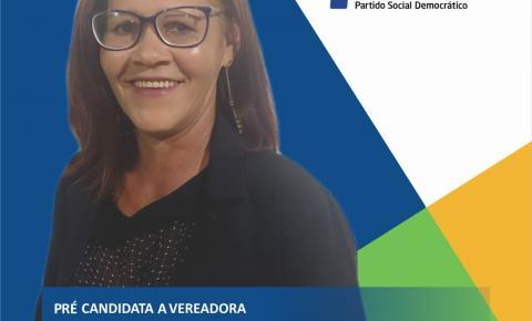 Rainha do Licuri, Ivone Ribeiro, se torna pré candidata a vereadora