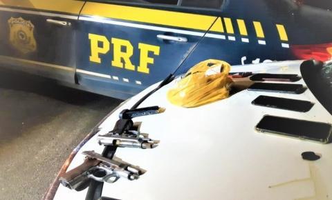 Homem condenado por morte de PRF em 2015 é preso após confronto na BR-324