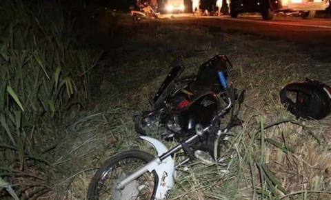 Três pessoas morrem em colisão entre duas motos no município de Piritiba